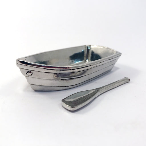 Rowboat Salt Cellar