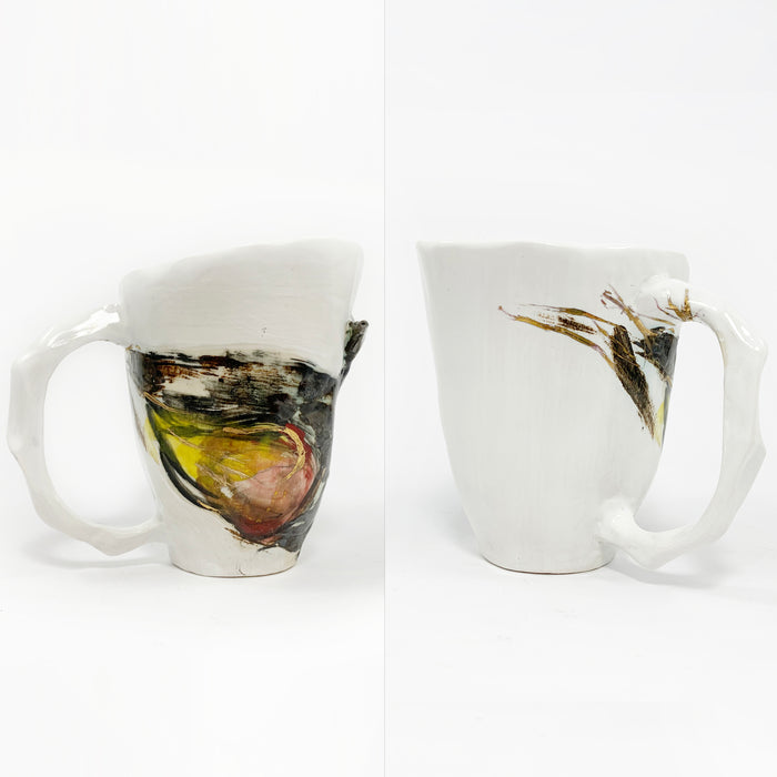 Backyard Animal Mugs