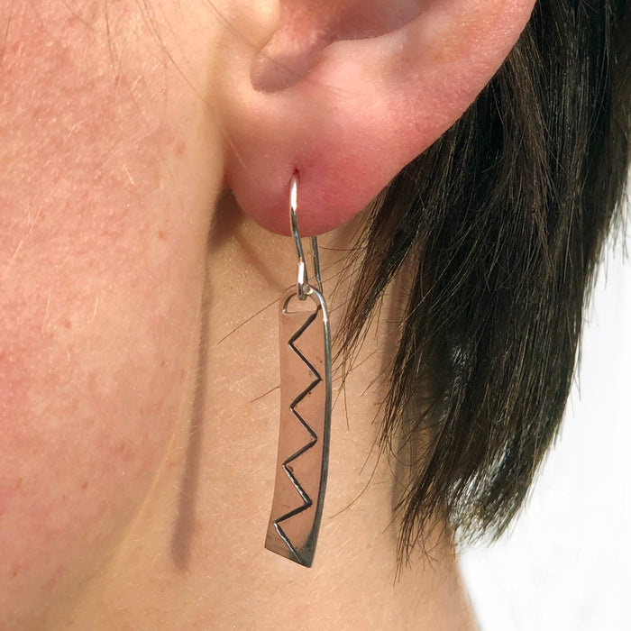 Tattoo Pattern Earrings