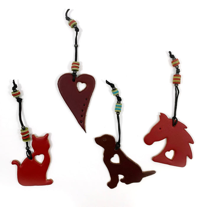 Animal Love Ornaments