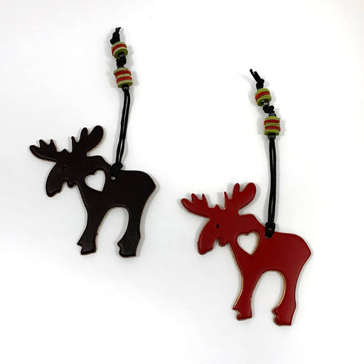 Moose Love Ornaments