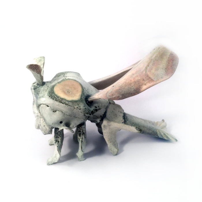 Bone Bug Inuit Carving