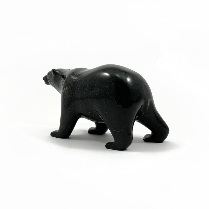 Walking Bear Sculpture