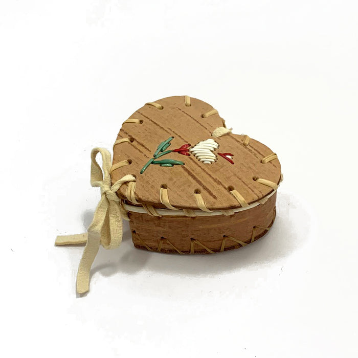 Mini Birchbark Keepsake Box