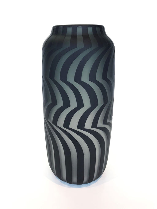 Grey Necked Bottle by Jared Last