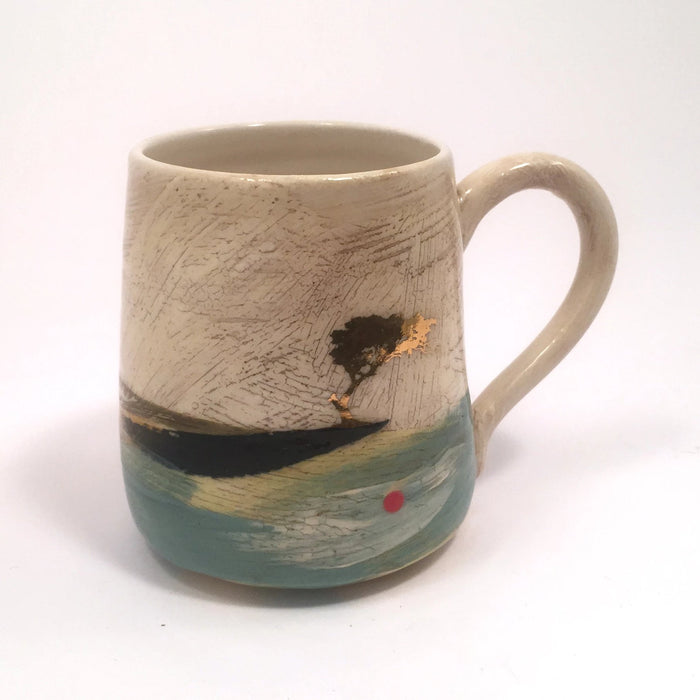 Landscape Mug by Lesley McInally