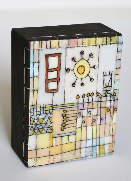 Spring Memory Box by Loree Ovens