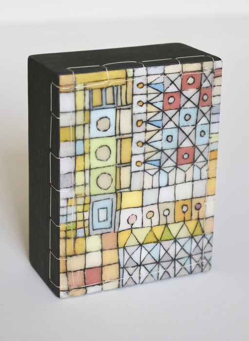 Kaleidoscope Memory Box by Loree Ovens