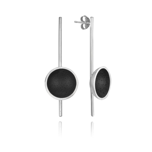 Minimalist Drop Earring