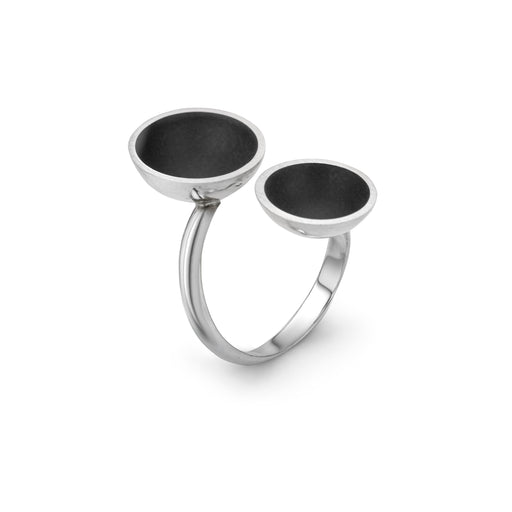 Minimalist Double Ring