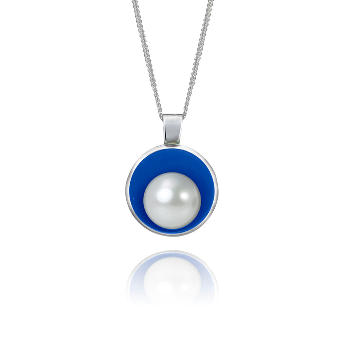 Pop! Pearl Pendant Necklace