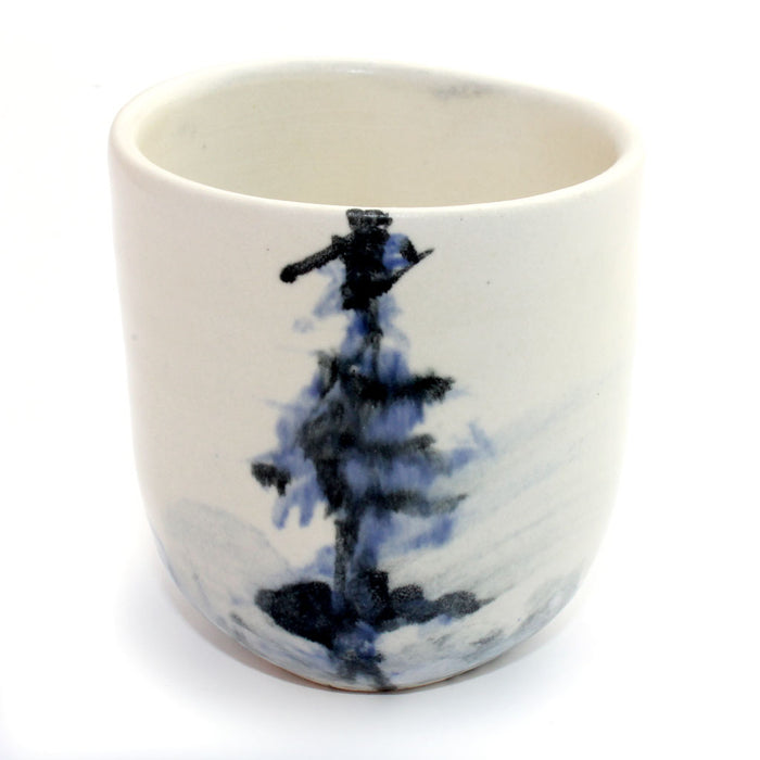 Landscape Cup by Mary McKenzie