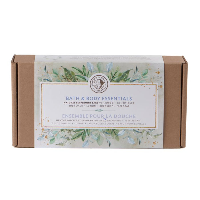 Bath & Body Essentials Gift Box
