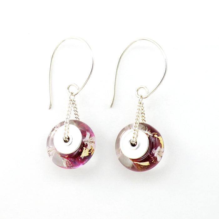 Isle of Apples Dangle Earrings