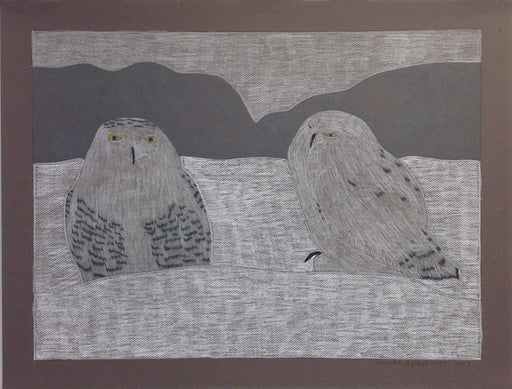 (Two Owls)