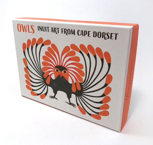 Owls of Cape Dorset Note Card Assortment