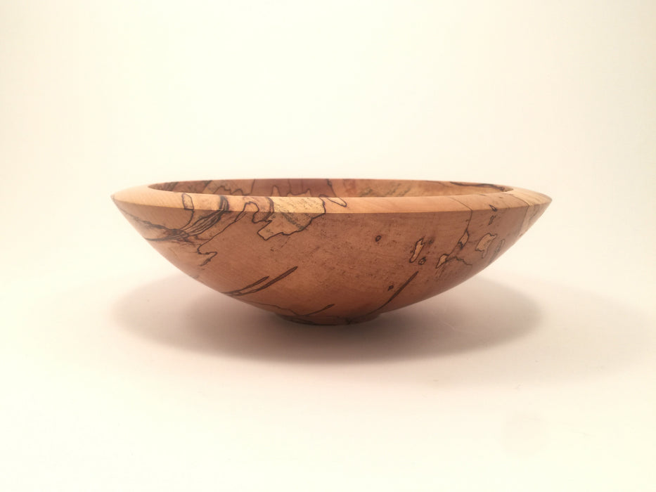 Spalted Hard Maple Bowl by Ray Prince