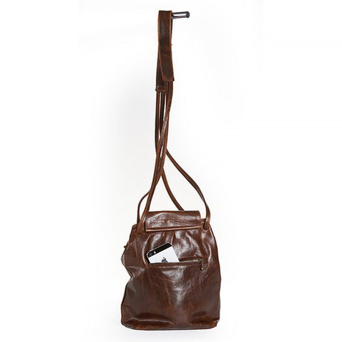 Rosa Crossbody Leather Bag