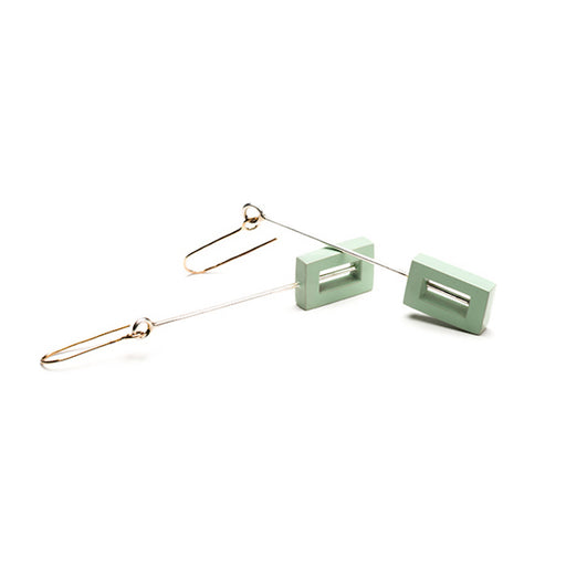Junction Earrings by Shelbey Dodd