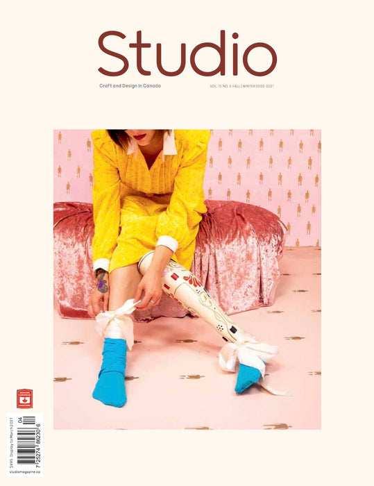 Digital Edition of Studio Magazine Vol. 15 No. 2