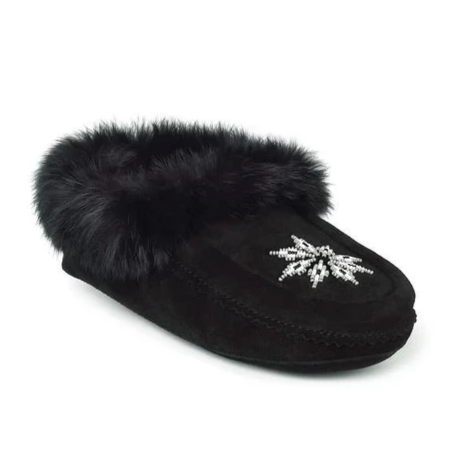 Kanada Moccasin Black