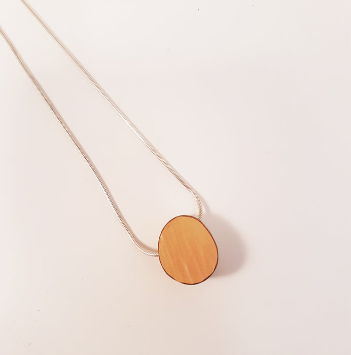 Nugget Necklace Lg.