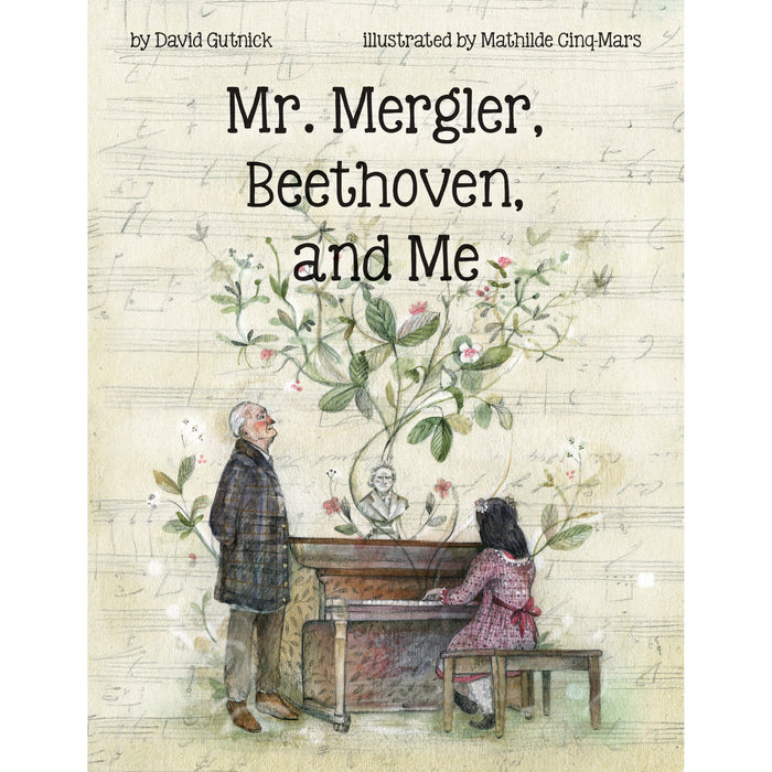 Mr. Mergler, Beethoven, and Me