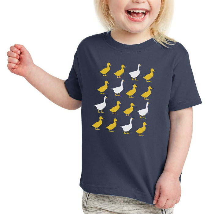 Duck Duck Goose T-shirt, Child/Youth