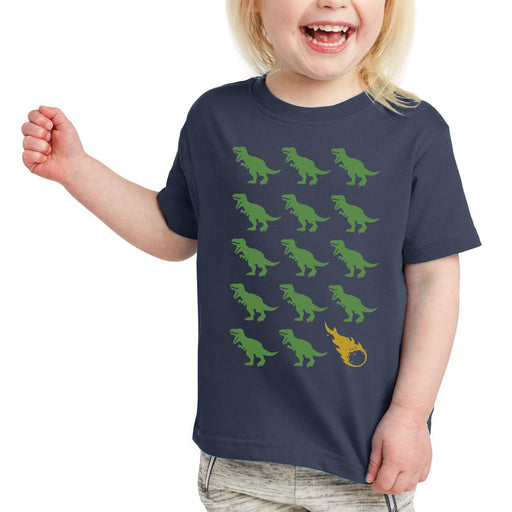 Dino Dino Asteroid! T-shirt, Child/Youth