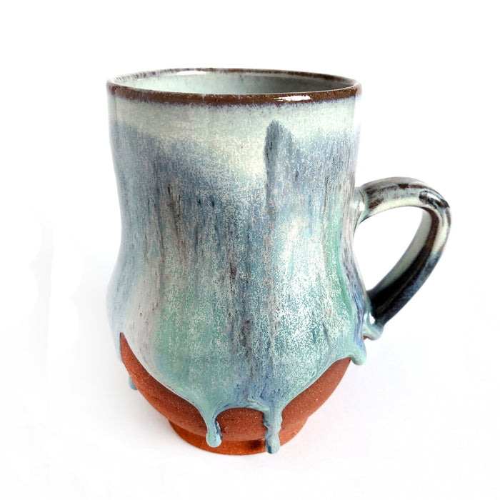 Glaze Gradient Mug - Blues