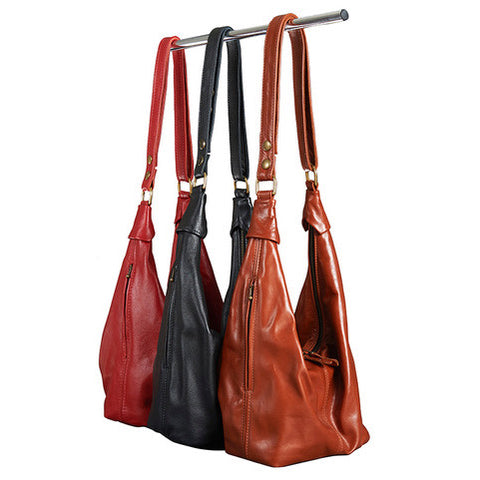 Nora Leather Bag