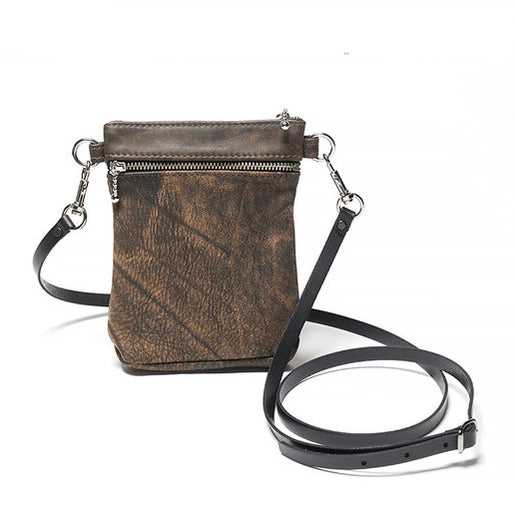 Suzanna Leather Phone Pouch