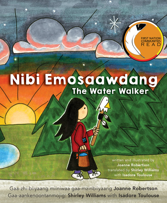 Nibi Emosaawdang / The Water Walker