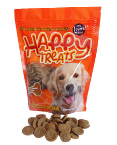 Dog Lovers Gold Happy Treats snacks 500 gram