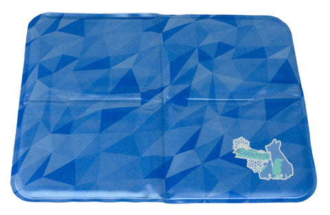 Coolpets Dog mat / QUICK COOLER KOELMAT IZI BLAUW
