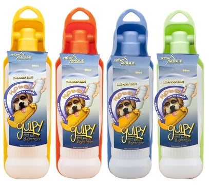 "GULPY PET WATER DISPENSER ""THE ORIGINAL"""