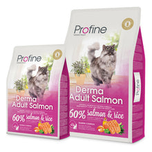 Profine Derma adult salmon & rice