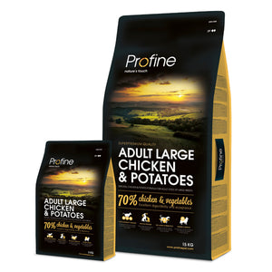Profine Adult Large Breed Chicken & Potatoes