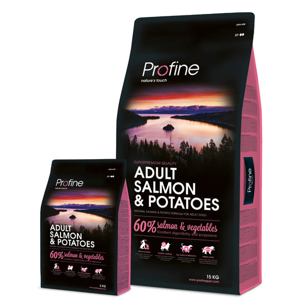 Profine Adult Salmon & Potatoes hypoallergenic