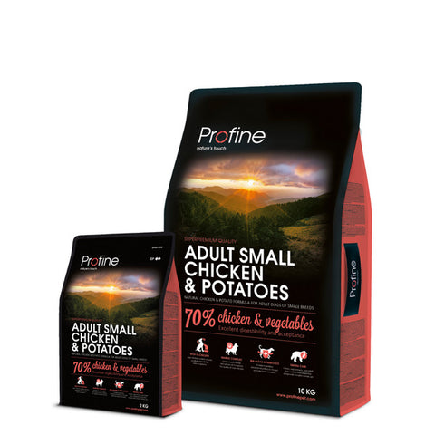 Profine Small Breed Chicken & Potatoes