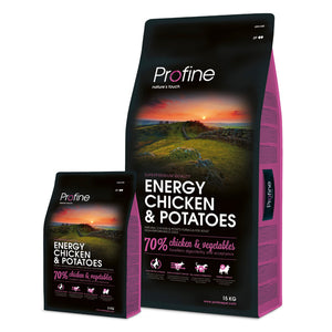 Profine Energy Chicken & Potatoes