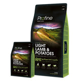 Profine Light Lamb & Potatoes hypoallergenic