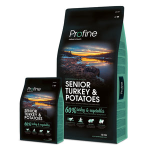 Profine Senior Turkey & Potatoes