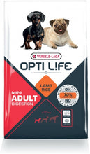 Opti Life Adult Digestion Mini (Lamb & rice)
