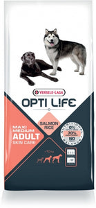 Opti Life Adult Skin Care Medium & Maxi (Salmon & rice)