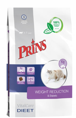 Prins VitalCare dieet Weight Reduction & Diabetic