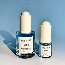 BIRU Blue Chamomile Squalane Oil 30ml and 10ml