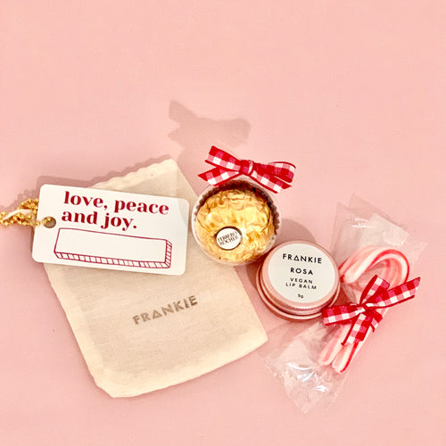 FRANKIE Give Joy! Mini Gift Pouch