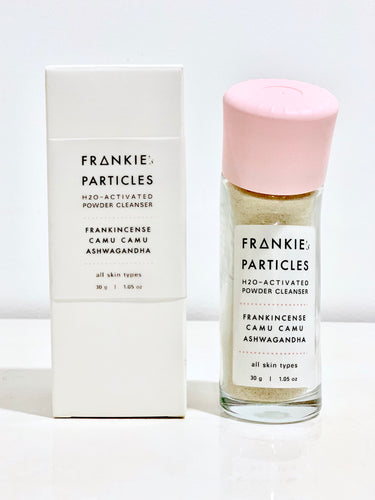 FRANKIE's PARTICLES Powder Cleanser