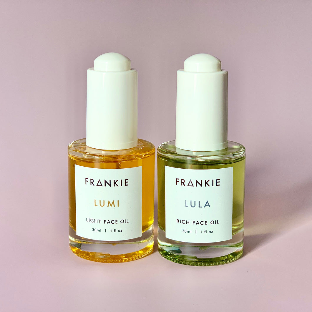 FRANKIE Face Oil Duo